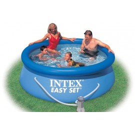 Piscina Intex 277x76 con Depuradora