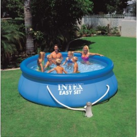 Piscina Intex 305x76 con Depuradora
