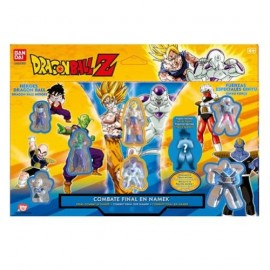 Caja 8 Figuras Dragon Ball Z