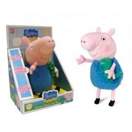 George con Voz Peppa Pig