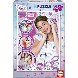 Puzzle 500 Violetta