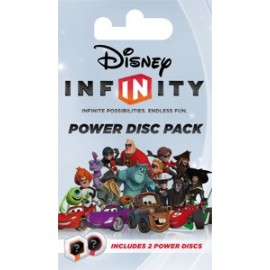 Infinity Sobre Power Disk