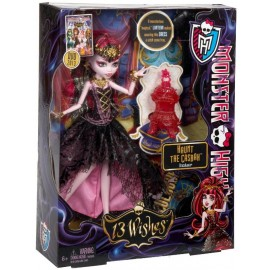 Monster High Draculaura 13 Wishes