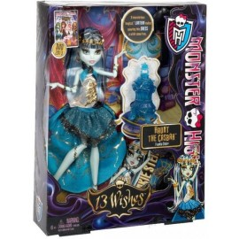 Monster High Frankie Stein 13 Wishes