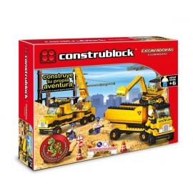 Construblock Excabadoras