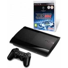 Playstation 3 Slim 12Gb. + Pes 2014