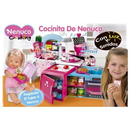 Nenuco la cocinita juguetes pedrosa - Cocina de nenuco ...