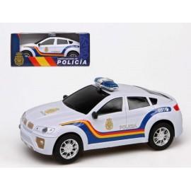 Coche Policia Nacional Salvaobstaculos