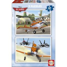 Puzzle 20x2 Planes