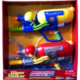 Pack 2 Pistolas Super Soaker