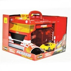 Camion Transformable Ferrari