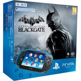 Ps Vita Wifi/3g + Batman Arkham
