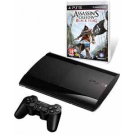 Playstation 3 Slim 500GB. + Assassins Creed 4