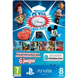Psv Mega Pack Disney