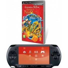 Psp E1004 + Geronimo Stilton