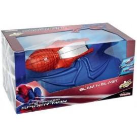 Lanzador Spiderman Slam Blast