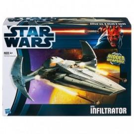 Vehiculo Star Wars Infiltrator