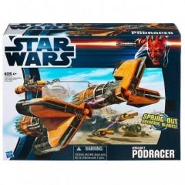 Vehiculo Star Wars Podracer