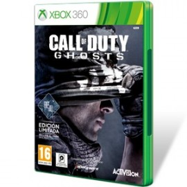 360 Call of Duty: Ghost