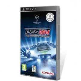 Psp Pro Evolution Soccer 2014