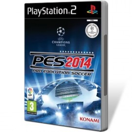 Ps2 Pro Evolution Soccer 2014