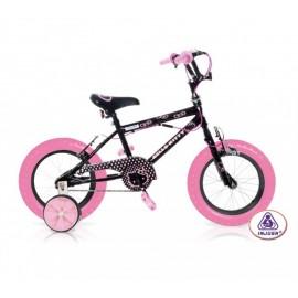 """Bicicleta 12"""" Hello Kitty 2012"""