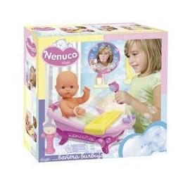 Accesorios nenuco 5 juguetes pedrosa - Nenuco bano de burbujas ...