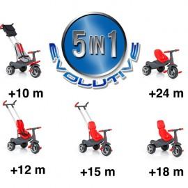 Triciclo Urban Trike Rojo