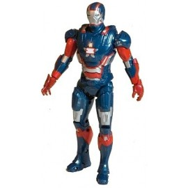 Figura Iron Man Patriot