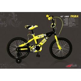 """Bicicleta 18"""" Tigra"""