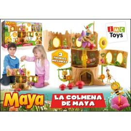 Colmena de La Abeja Maya