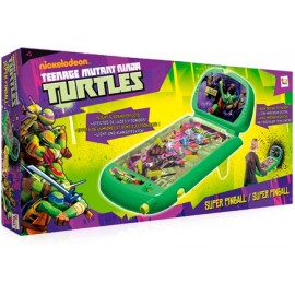 Super Ping Ball Tortugas Ninja