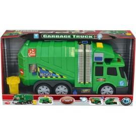 Camion de Basura con Luz