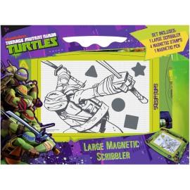 Pizarra Magnetica Tortugas Ninja