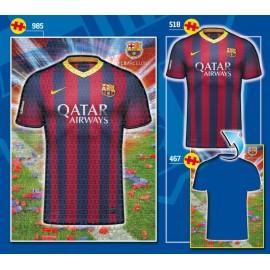 Puzzle 1000 Camiseta Barcelona