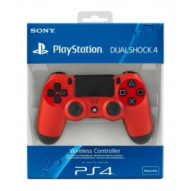 Mando Dualshock 4 Rojo