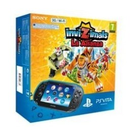 Ps Vita Wifi/3g + Invizimals