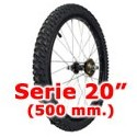 "Bicicletas 20"""